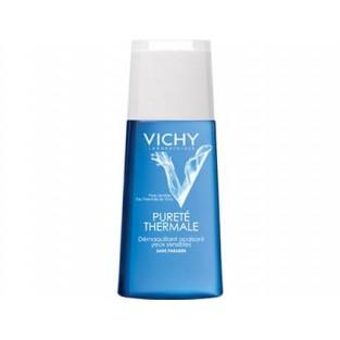 Struccante lenitivo per occhi sensibili Vichy Purete Thermale - 150 ml