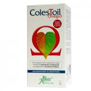 Colestoil Omega 3 Aboca - 100 opercoli