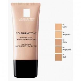 Fondotinta acqua crema idratante Toleriane Teint La Roche Posay - 03 Sabbia