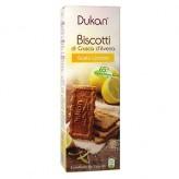 Biscotti di crusca d'avena al limone Dukan