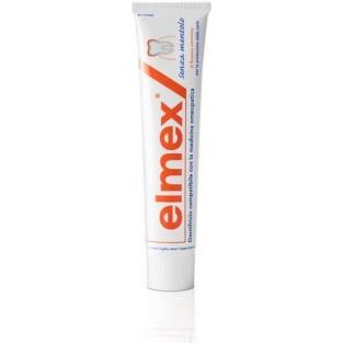 Dentifricio senza mentolo Elmex - 75 ml