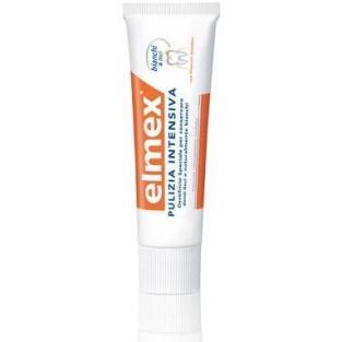 Dentifricio pulizia intensiva Elmex - 50 ml