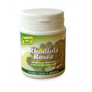 Natural Point Rhodiola Rosea- 50Capsule