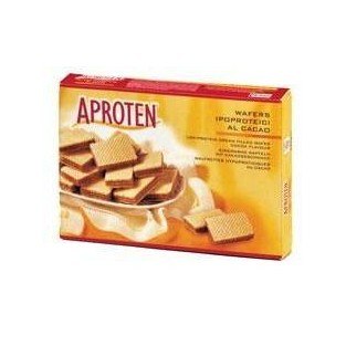 Wafer al cacao magro Aproten - 175 g