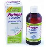 Collutorio Clexidin 0,12 Forhans - 200 ml