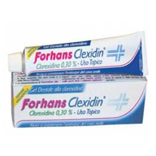 Dentifricio Clexidin gel Forhans - 30 ml