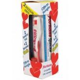 Offerta famiglia Forhans:2 dentifrici e 2 spazzolini