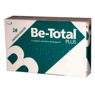 Be Total Vitamina B - 20 compresse