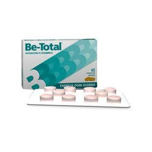 Be Total Vitamina B - 40 compresse