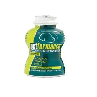Soluzione orale prebiotica per cane Petformance - 6 flaconcini