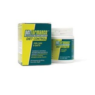 Diet Control Petformance - 60 compresse