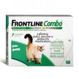 Antiparassitario per gatti Frontline Combo Spot-on - 3 pipette