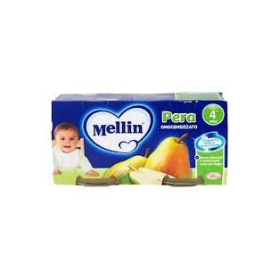 Omogeneizzato alla pera Mellin