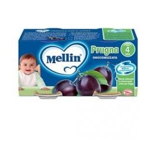 Omogeneizzato alla prugna Mellin