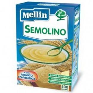Crema al semolino Mellin - 250 g