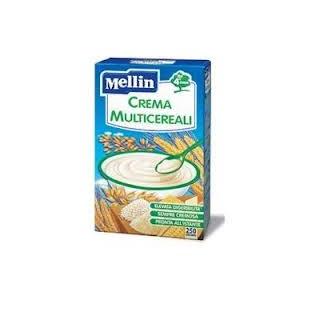 Crema multicereali Mellin - 250 g