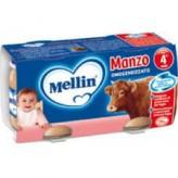 Omogeneizzato al manzo Mellin