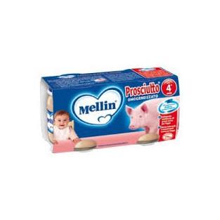 Omogeneizzato al prosciutto Mellin