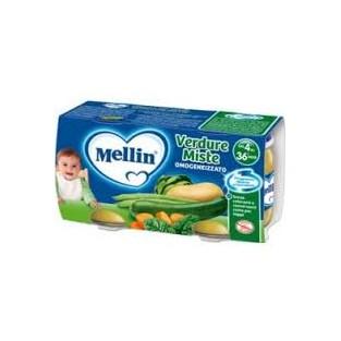 Omogenizzato alle verdure miste Mellin