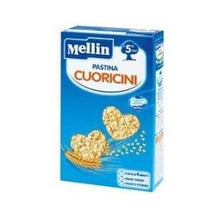 Pastina Cuoricini Mellin - 320 g