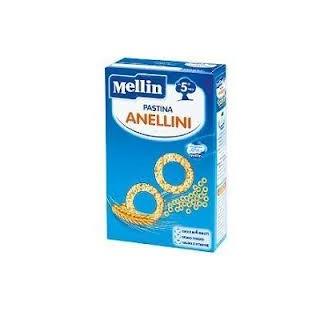 Pastina Anellini Mellin - 350 g