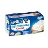 Omogenizzato Baby formaggino classico Mellin