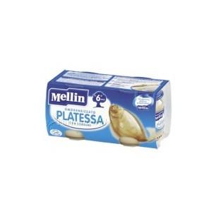 Omogeneizzato Mellin al filetto di platessa con verdure