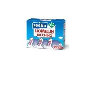 Liofilizzato di tacchino Mellin - 3 vasetti