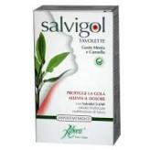 Salvigol Aboca alla menta e cannella - 30 tavolette