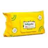 Salviettine detergenti Babygella - 2 pacchi da 72 salviette