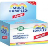 Multicomplex Adulti Esi - 30 compresse