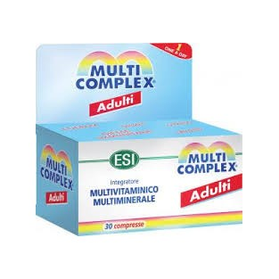 Multicomplex Adulti Esi - 30 compresse