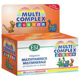Multicomplex Junior Esi - 50 dinosauri