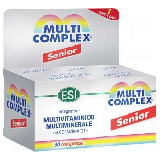 Multicomplex Senior Esi - 30 compresse