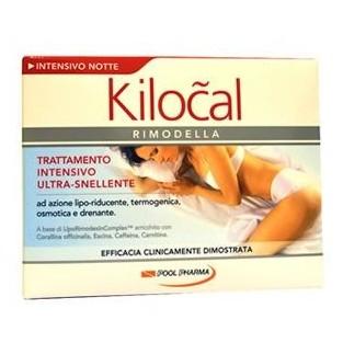 Kilocal Rimodella intensivo notte - 400 ml