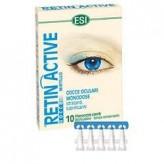 Gocce oculari Retin Active Esi - 10 flaconcini