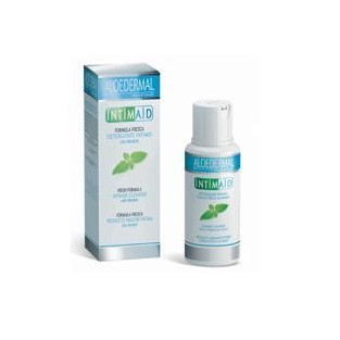 Detergente intimo al mentolo Aloedermal Intimaid Esi - 250 ml