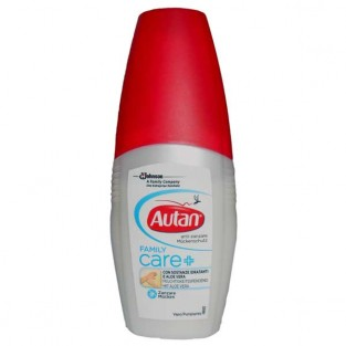 Spray repellente vapo Autan Family Care - 100 ml