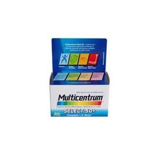 Multicentrum Select 50+ - 30 compresse
