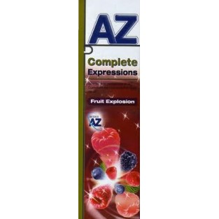 Dentifricio AZ Complete expressions Fruit explosion - 75 ml