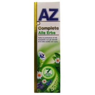 Dentifricio AZ Complete alle erbe - 75 ml