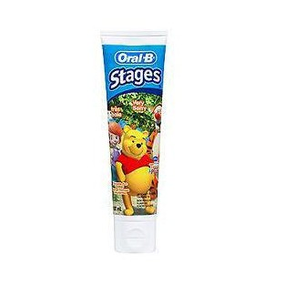 Dentifricio Disney Stage Oral B - 75 ml