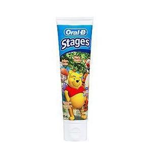 Dentifricio Disney Stage Oral B - 75 ml