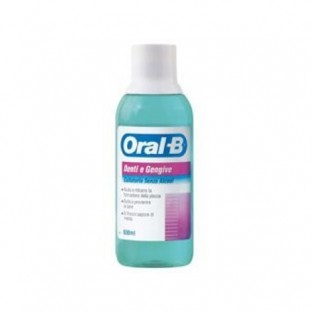 Collutorio per denti e gengive Oral B - 500 ml