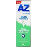 Dentifricio AZ Multiprotezione Carie Gel + Fluoro Attivo - Tubo 75 ml