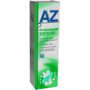 Dentifricio gel AZ Protezione Carie - 75 ml