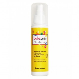 Olio idratante spray Babygella - 125 ml