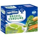 Brodo di verdure Mellin - 10 buste