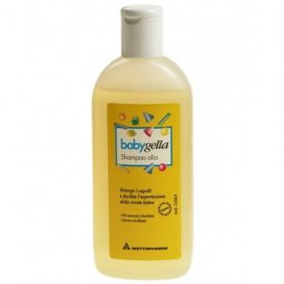 Shampoo olio per neonati Babygella - 150 ml