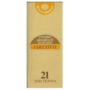 Decotto Snel donna 21 Centro Méssegué - 500 ml